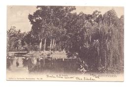 URUGUAY - MONTEVIDEO, El Prado, 1907 - Uruguay