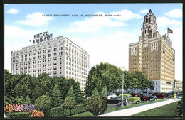 CPA Rochester, MN, Mayo Clinic And Hotel Kahler - Rochester