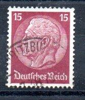 Allemagne  / N 451 / 15 Pf Lilas / Oblitéré - Germany