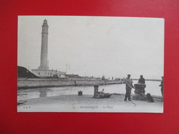 CPA 59 DUNKERQUE LE PHARE - Dunkerque