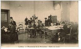 LOBBES   -  Pensionnat De La Visitation  -  Salle  De Coupe - Lobbes