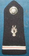 Insigne D'epaule Gendarmerie - Police & Gendarmerie
