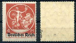 D. Reich Michel-Nr. 135II Ungebraucht - Geprüft - Unused Stamps