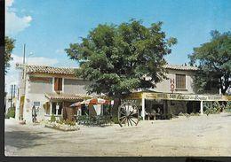 """! -  France - Gard - Tresques - Relais Routier - Hôtel - Bar - Restaurant - """"Les Boutes"""" - France"""