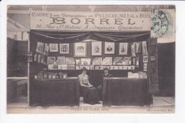 FOIRE DE PARIS 1906 - BOREL - CADRES POUR PHOTOGRAPHIES - 16 RUE ST ANTOINE, 8 , IMPASSE GUEMENEE - 75 - Frankrijk