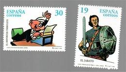 España Personajes De Tebeo 1996 (El Repórter Tribulete Guillermo Cifré  El Jabato Victor Mora Francisco Darnís) - Volledige Vellen