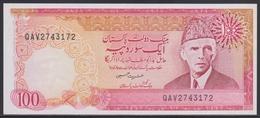 Pakistan 100 Rupees (ND 1986-) UNC - Pakistan
