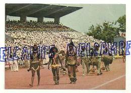 République De Guinée. Défilé Des Artistes - Guinée Equatoriale