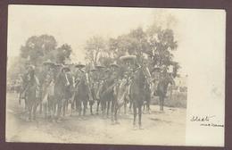 Mexico  * Soldats Mexicains à Cheval *  Soldados Mexicanos  A Caballo *  Mexique México  * - Mexico