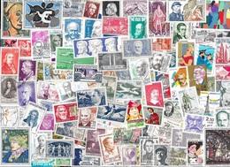 T VRAC - France, 2000 Timbres TOUS DIFFÉRENTS - Stamps