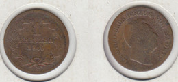 BADEN  1 Kreuzer 1849 - [ 1] …-1871 : German States