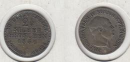 PRUSSE  21/2 Silber Groschen 1856 A  Preussen 2½ Silbergroschen - [ 1] …-1871 : German States