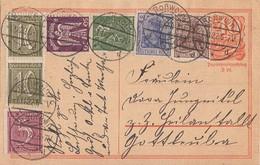 DR GS Zfr. Minr.140,149,158,2x 159,187,212 Roßwein 1.11.22 - Deutschland