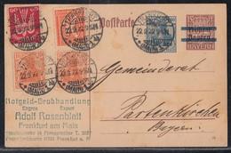 DR GS Zfr. Minr.2x 141,163,213 Frankfurt 22.9.22 - Deutschland