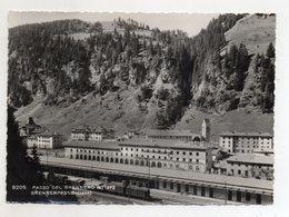 Brennero (Bolzano) - Il Passo - Treno In Stazione - Viaggiata Nel 1951 - (FDC9661) - Bolzano (Bozen)