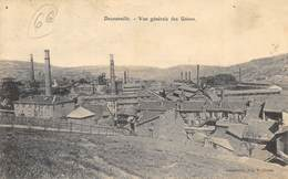 CPA 12 DECAZEVILLE VUE GENERALE DES USINES - Decazeville