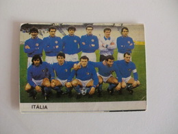Football Futebol World Cup México 86 Italy Team Portugal Portuguese Pocket Calendar 1986 - Calendars