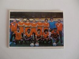 Football Futebol World Cup México 86 Morocco Team Portugal Portuguese Pocket Calendar 1986 - Calendars