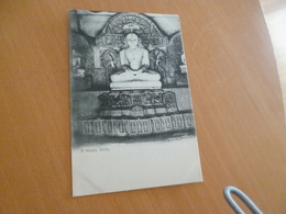 CPA Inde India Précurseur Avant Before 1906 A Hindu Deity Paypal Accept Out Of Europe - China