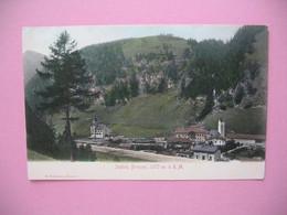 Carte Autriche  Station Brenner - Autriche