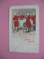 Carte Autriche  Prosit Neujahr ! - Autriche