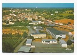Mazières En Gastine  -  Vue Panoramique Aérienne - Mazieres En Gatine