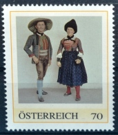 Pe511 Ferdinandeum, Trachten Aus Dem Wipptal 1. H 19. Jhd., PM AT 2012 ** - Österreich