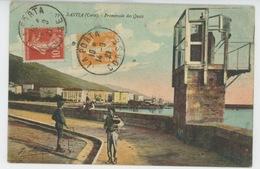 CORSE - BASTIA - Promenade Des Quais - Bastia