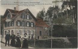 ST. MARGRETHEN Restaurant Gletscherhügel SG 1913 - SG St. Gallen