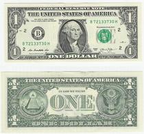 USA  1 Dollar 2013 New York UNC - Billets De La Federal Reserve (1928-...)