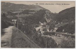 0187 - Cartes Postales Haute Savoie (74) - BIOGE - Otros Municipios