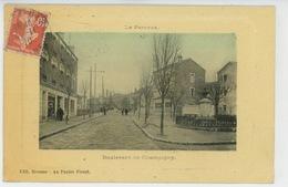 LE PERREUX SUR MARNE - Boulevard De Champigny - Le Perreux Sur Marne
