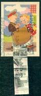 BAMBINI - BAULETTI - POSTE E POSTINI- CASTELLARQUATO - Cartoline