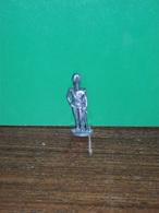 Figurine En Métal Kinder - Série Les Ecossais 1850 à 1908 - Officier Général N°2 - Finition Etain (Vert De Gris) - Figurines En Métal