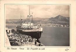 Ile Rousse Paquebot Cyrnos Miramont 3583 - France