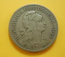 Portugal 1 Escudo 1929 - Portugal