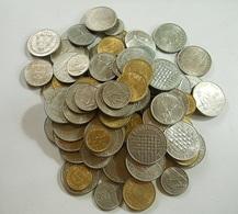 Lot 101 Coins Portuguese Commemorative 1$/ 2$5/ 5$/ 10$/ 25$ (escudos) - Coins & Banknotes