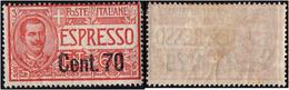 Italy.  1925 Express Stamps - Overprint. MH - 1900-44 Victor Emmanuel III.