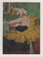 27,5 Cm X 21,5 Cm  Toulouse Lautrec  Etat TTB - Altre Collezioni