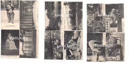 M6246 BELGIO ANVERS 12 CARTOLINE JARDIN ZOOLOGIQUE PRIMI '900 NON Viaggiate - Belgio