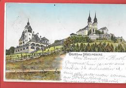 Autriche - GRUSS AUS PÖSTLINGBERG  -  Carte Pionnière - Voyagé En 1904 - Autriche