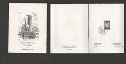 France 1976 Journée Du Timbre Mulhouse - Signatures Des Créateurs Du Timbre - FDC