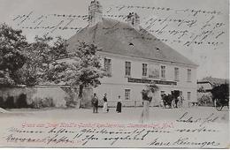 1904 - GASTHOF, Stammersdorf, XXI Bezirk In Wien-Floridsdorf Gute Zustand, 2 Scan - Vienne