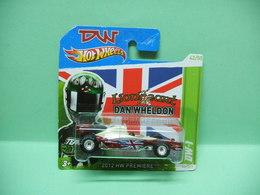 DW-1 Race Car DAN WHELDON - 2012 HW Première / New Models - HOTWHEELS Hot Wheels Mattel 1/64 EU Blister - HotWheels
