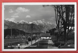 Autriche - Tyrol -  IGLS - BAHNHOF - Blick Gegen Bettelwurf -   Train, Rails,voyageurs -  Edit CHIZZALI Innsbruck - Igls