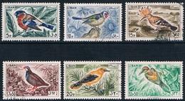 Liban - Oiseaux 250/255 Oblit. - Collections, Lots & Séries