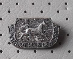 Horse Horses Club KK Ljubljana Slovenia Pin - Badges