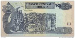 BOLIVIA P. 243 10 R 2016 UNC - Bolivia
