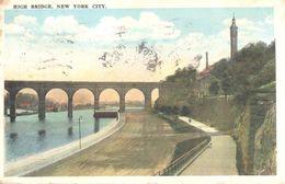 New York - New York City - High Bridge - Ponts & Tunnels