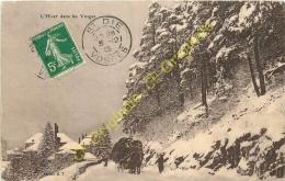 88. L'hiver Dans Les VOSGES . - France